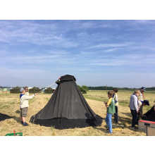 Intercamp 2018 in Belgien<br/>