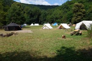 Sommerlager der Wölflinge 2018 <br/>Unser Platz