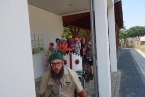 Sommerlager der Wölflinge 2018 <br/>Römerwelt