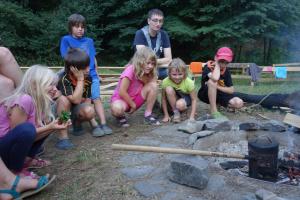 Sommerlager der Wölflinge 2018 <br/>Popcorn