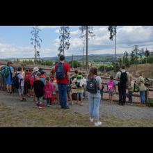 Wölflingsaktion im Tierpark Frankenberg<br/>Führung durch den Wildpark
