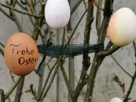 Osteraktion 2021<br/>Frohe Ostern