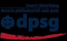 Stammeslogo mit DPSG Schriftzug